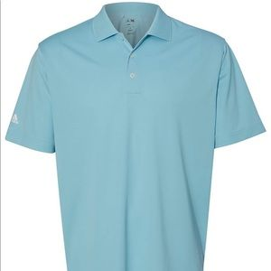 Adidas Golf Climalite Short-Sleeve Polo Shirt M